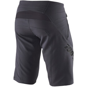 100% Airmatic Enduro/Trail Cykelbyxor Herr charcoal